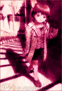 Serial Experiments Lain--Made by Christine